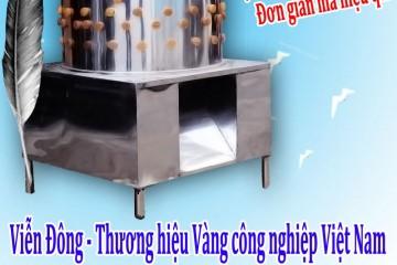Lắp đặt và vệ sinh máy vặt lông gà vịt Việt Nam
