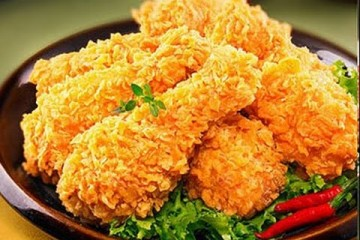 Cách làm món gà rán KFC cực ngon tại nhà