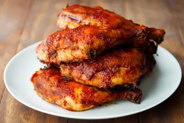 Cách làm món gà nướng BBQ