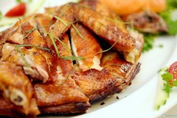 Cách làm món gà nướng muối ớt thơm lừng