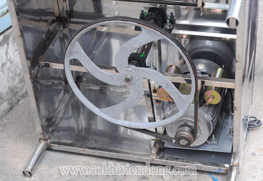 cách vệ sinh máy vặt lông gà