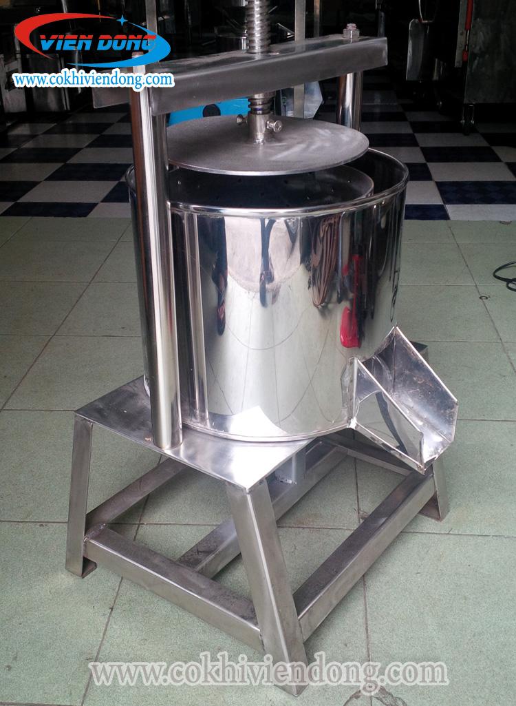 Máy-ép-nước-cốt-dừa-bằng-tay