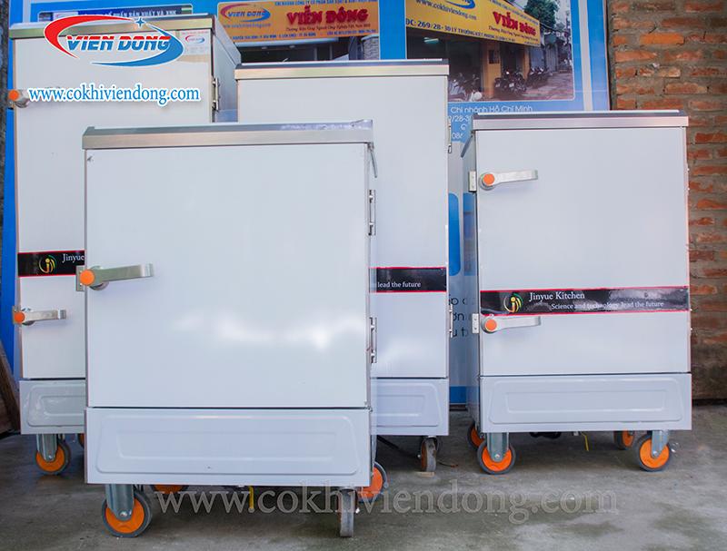 Tủ nấu cơm công nghiệp Trung Quốc dùng điện 2
