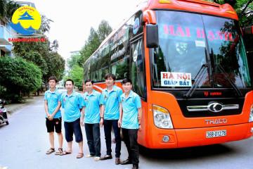 Xe khách đi sầm sơn, xe giường nằm Giáp Bát Hà Nội – Sầm Sơn Thanh Hóa
