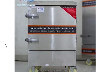 Sử dụng tủ nấu cơm công nghiệp như thế nào?