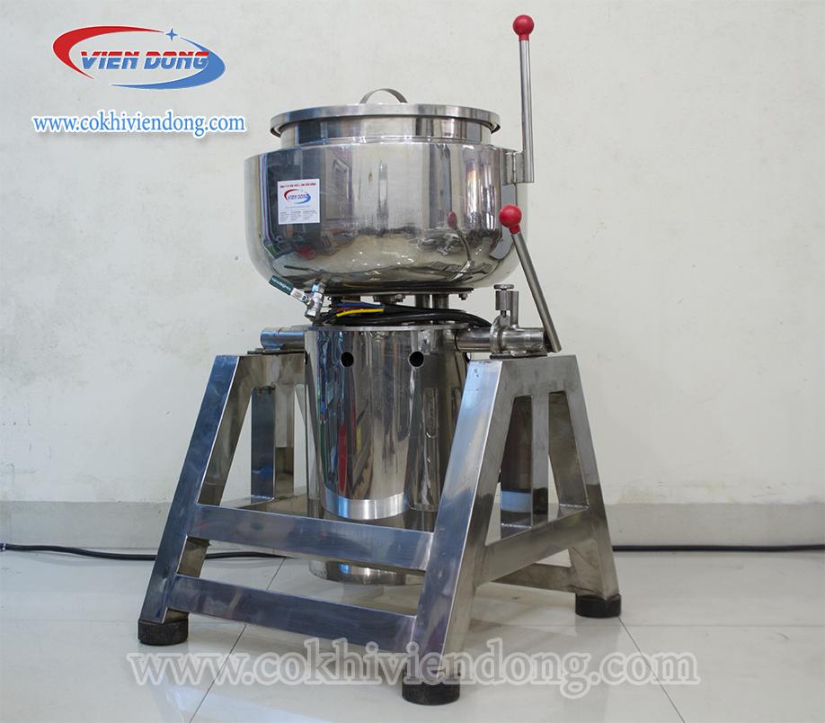 Máy xay giò chả công nghiệp 25kg