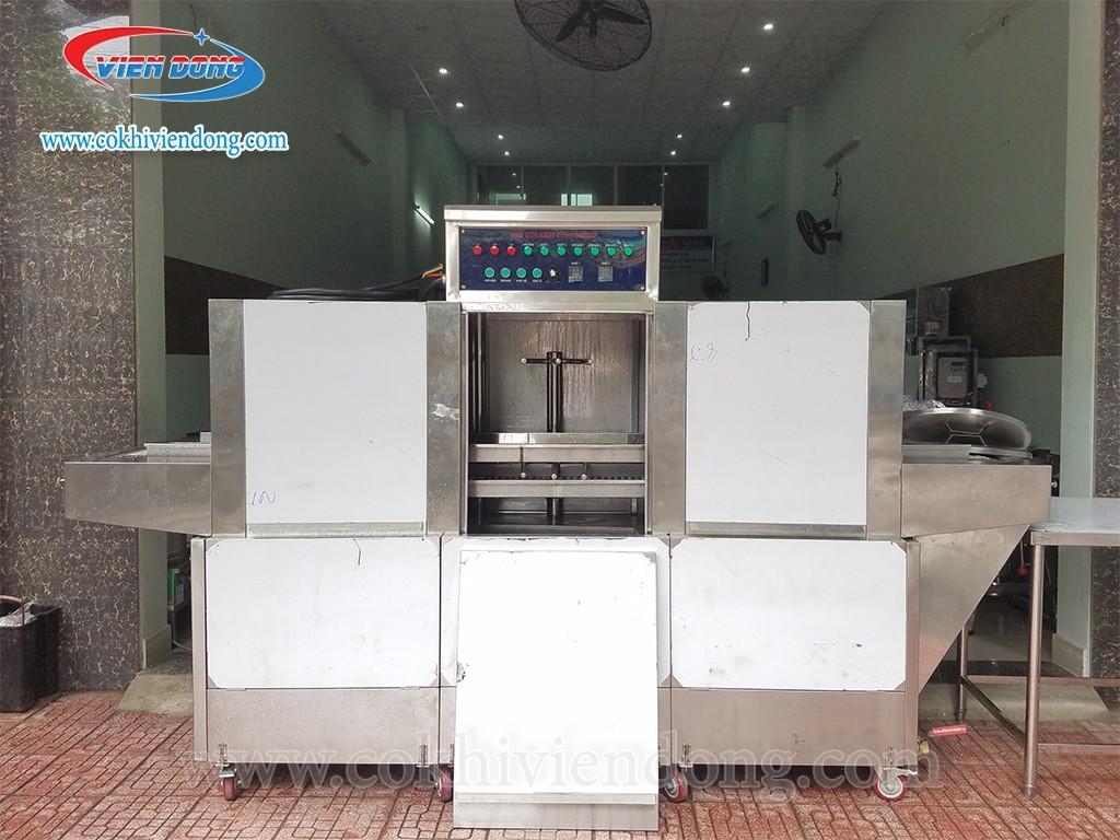 giá máy rửa bát công nghiệp