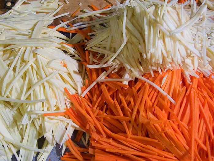Máy thái lát cắt sợi rau củ quả