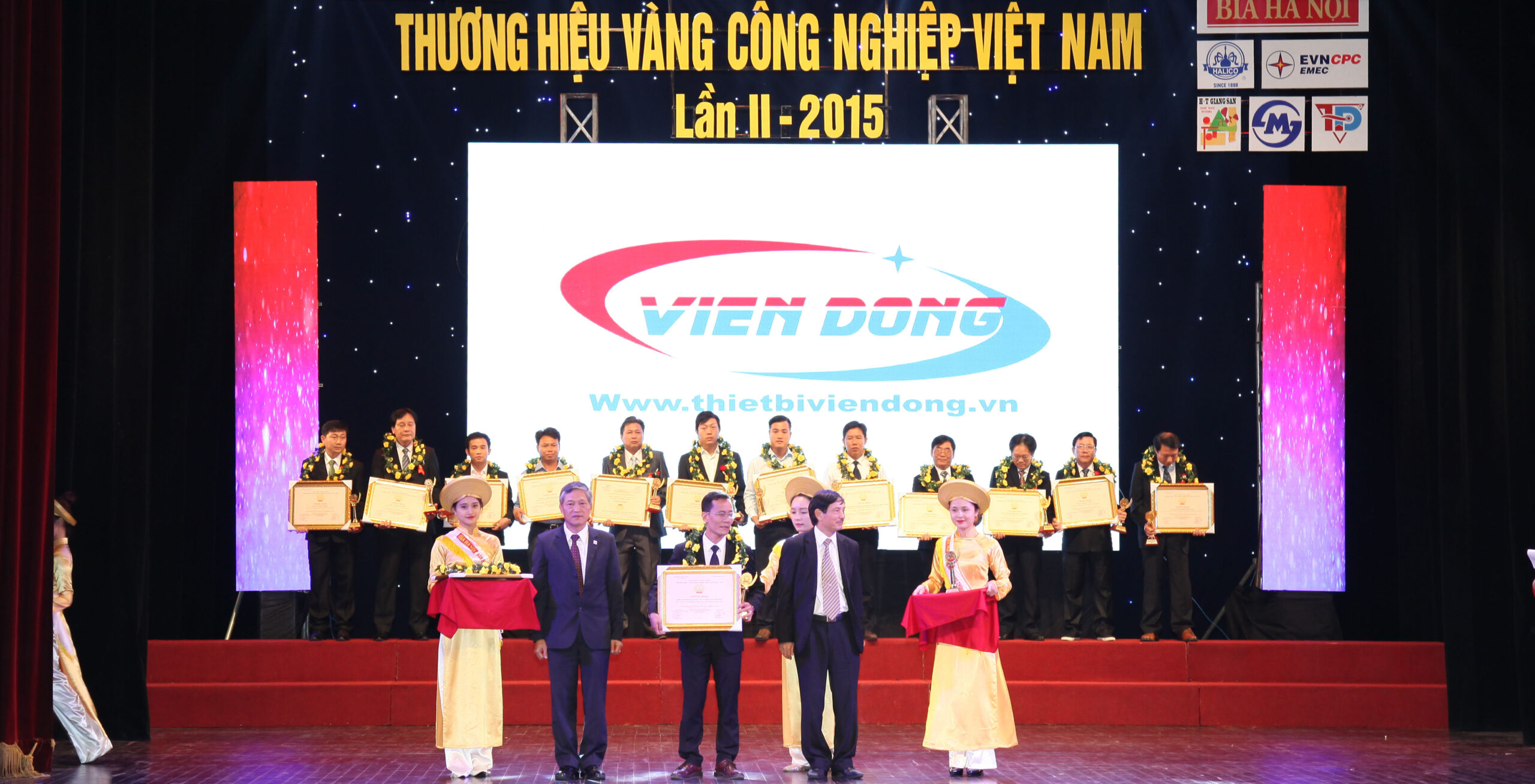 Giải thưởng của Viễn Đông năm 2020