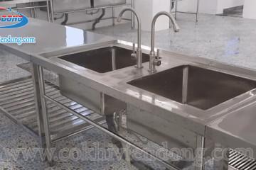 Thiết kế chậu rửa công nghiệp nào phù hợp với gian bếp của bạn?