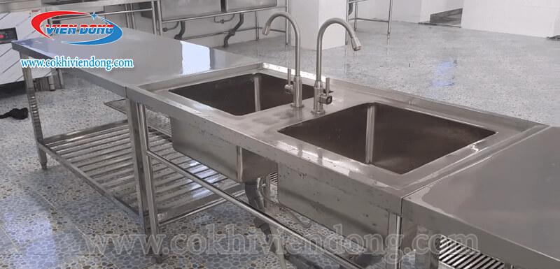 Thiết kế chậu rửa công nghiệp nào phù hợp với bếp của bạn?