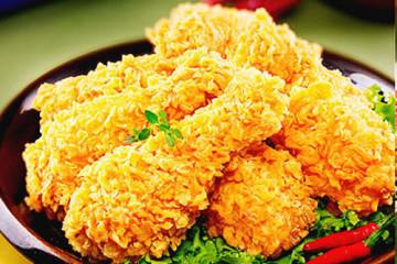 Hướng dẫn làm gà chiên bằng bếp chiên gà rán ngon như KFC