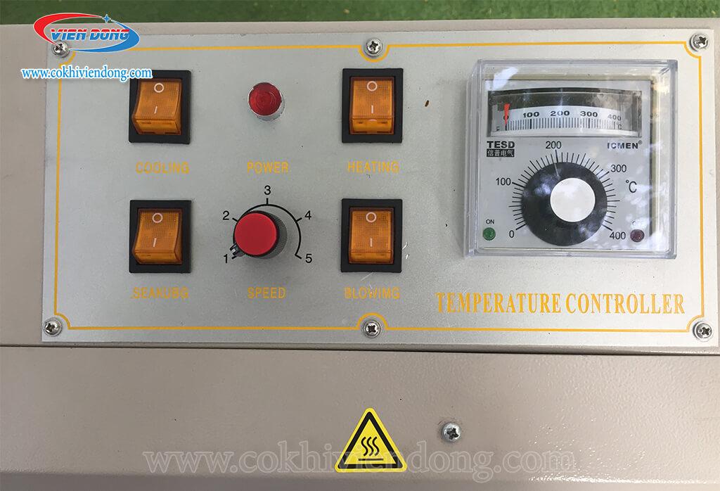 máy hàn miệng túi có thổi khí RFD1000