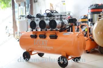 [CHIA SẺ] Cách chọn máy nén khí piston không dầu chất lượng