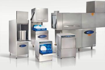 Nên mua máy rửa bát loại nào cho nhà hàng của bạn?