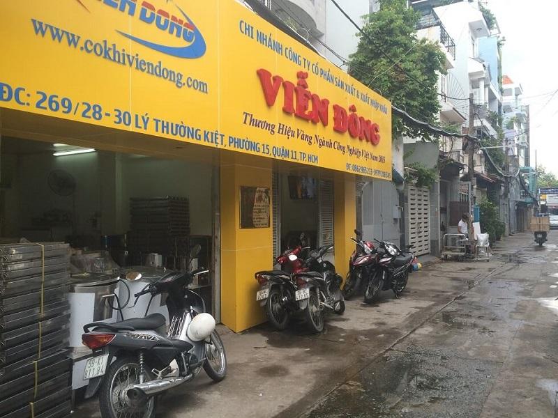 Chi nhánh Viễn Đông TP Hồ Chí Minh