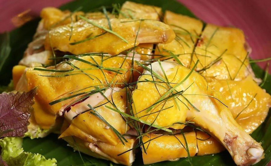Cách bảo quản thịt gà luộc