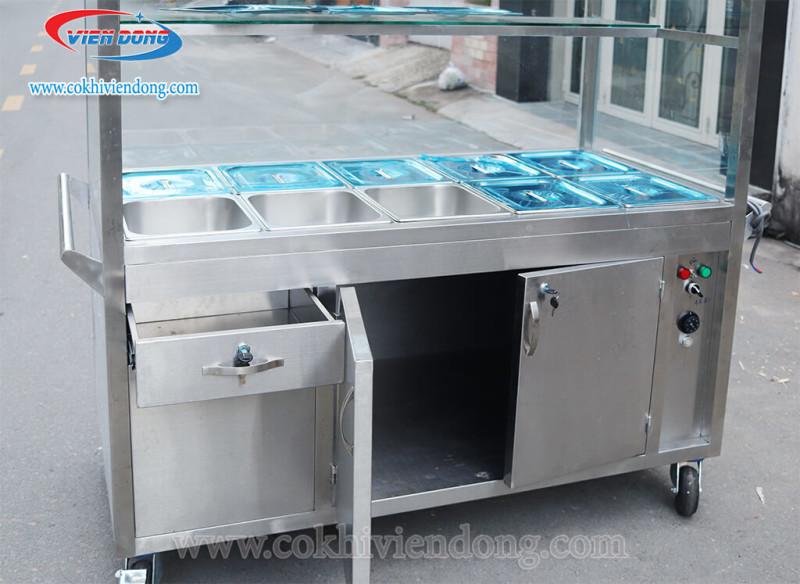 thanh lý tủ giữ nóng thức ăn hà nội